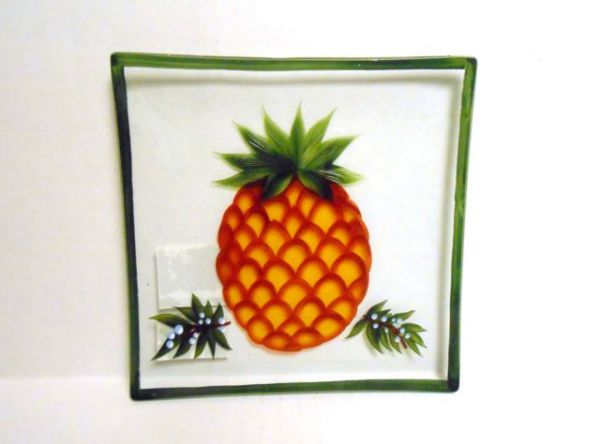 Pineapple Glasteller