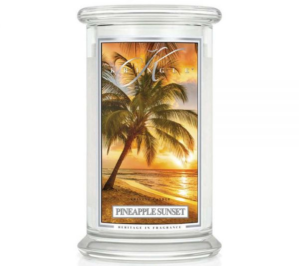 Kringle Pineapple Sunset Jar gross - pensioniert!