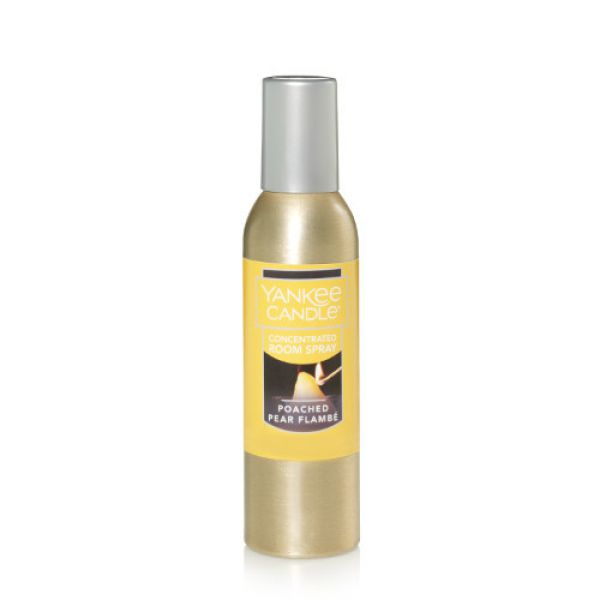 Poached Pear Flambé Room Spray concentrated