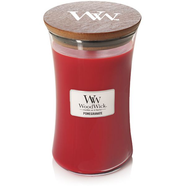 WoodWick Pomegranate large Jar