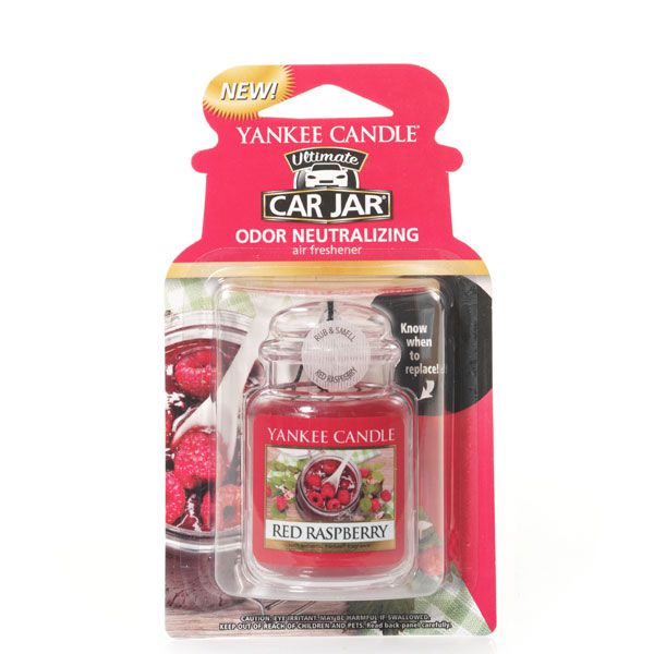 Red Raspberry Car Jar Ultimate