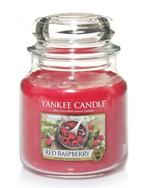 Red Raspberry Jar medium