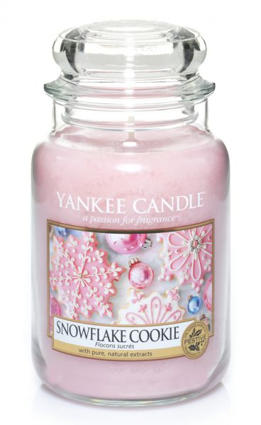 Snowflake Cookie Jar gross