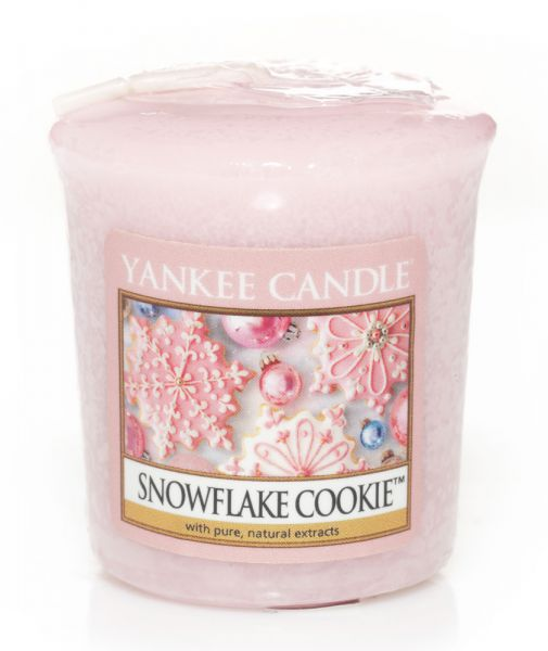 Snowflake Cookie Sampler - Votiv