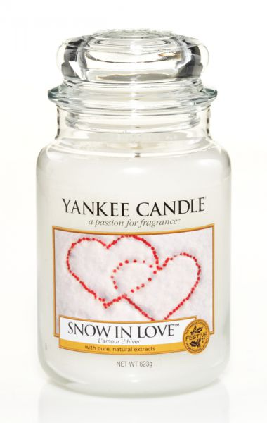 Snow in Love Jar gross
