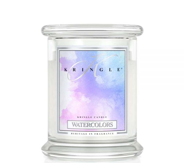 Kringle Watercolors Jar medium