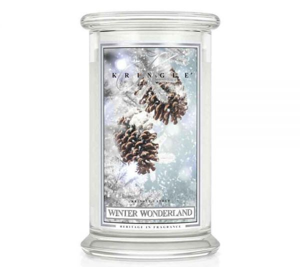 Kringle Winter Wonderland Jar gross
