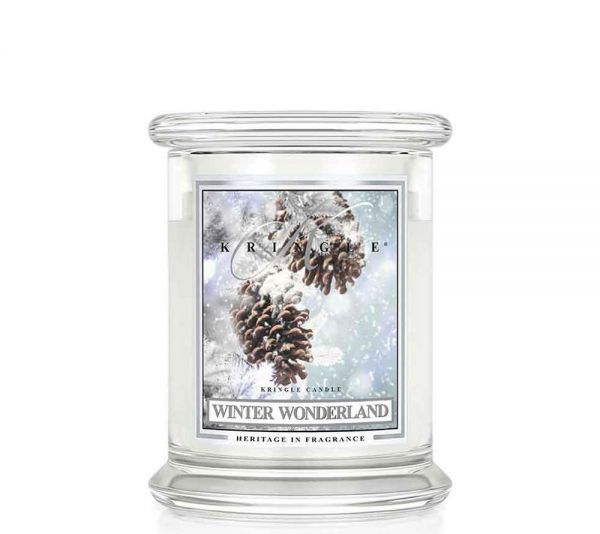 Kringle Winter Wonderland Jar medium