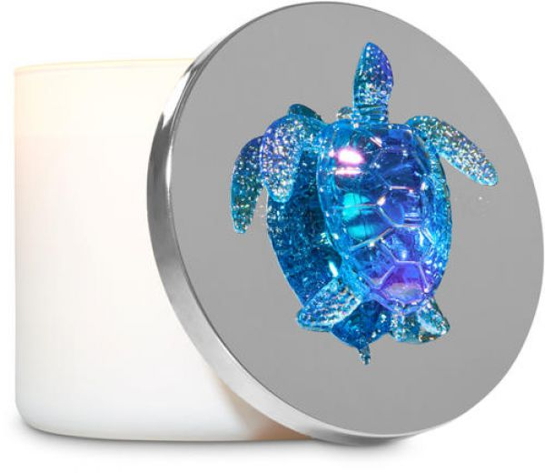 Bath & Body Work's Magnet Iridescent Sea Turtle