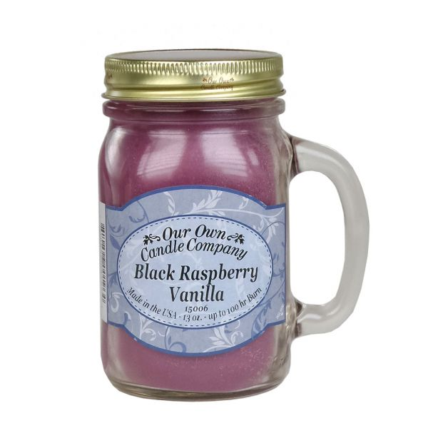 Our Own Candle Company Black Raspberry Vanilla
