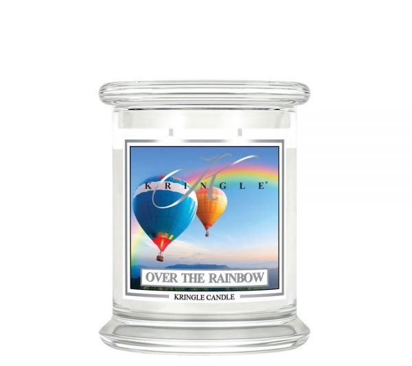 Kringle Over the Rainbow Jar medium