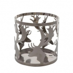 Nordic Stag Metall Jar - Holder