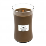 WoodWick Amber & Incense large Jar