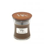 WoodWick Amber & Incense Mini Jar