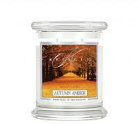 Kringle Autumn Amber Jar medium