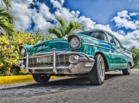 5D Diamond Painting Bild Chevrolet Belair