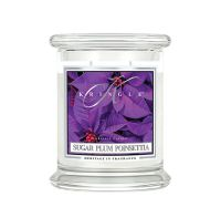 Kringle Sugar Plum Poinsettia Jar medium
