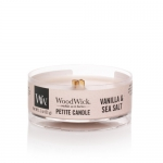 WoodWick Vanilla & Sea Salt Petite