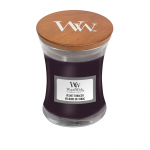 WoodWick Velvet Tobacco Mini Jar