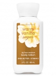 Bath & Body Work's Warm Vanilla Sugar Travel Size Body Lotion